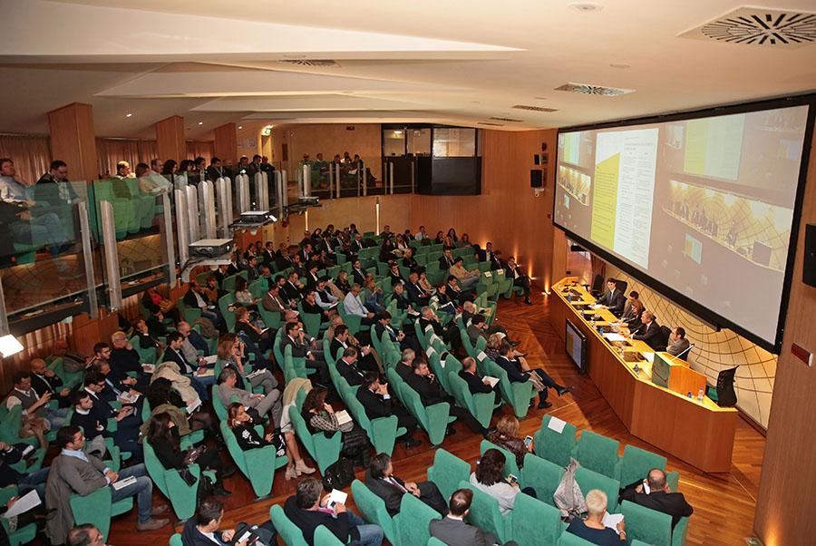 G.R.O. Conference, Modena - Italy  2015